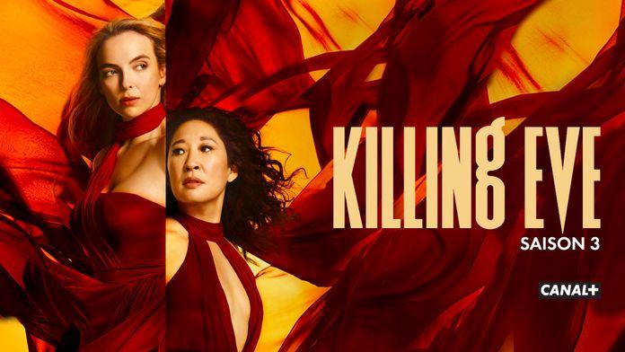 Killing Eve saison 3