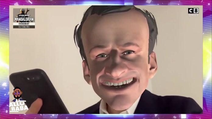 L'imitation hilarante de Marc-Antoine Le Bret sur Emmanuel Macron !
