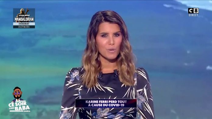 Karine Ferri écartée de TF1