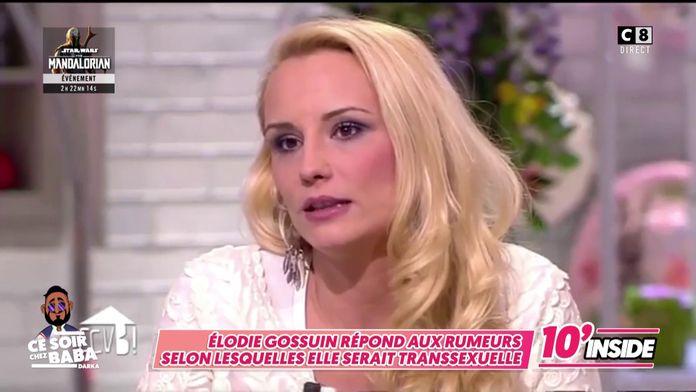 Elodie Gossuin, transexuelle ? Elle répond aux rumeurs !