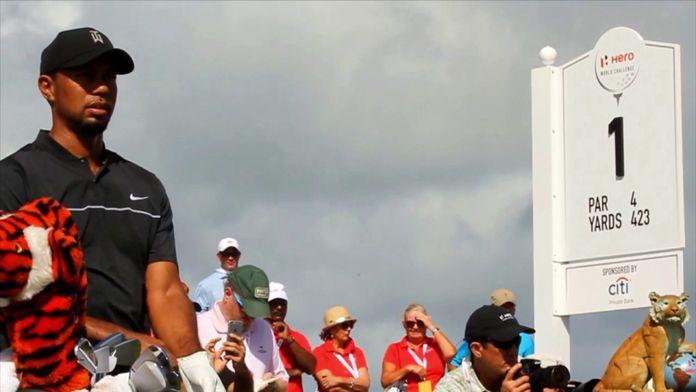 Dans les pas de Tiger Woods aux Bahamas : Hero World Challenge 2016