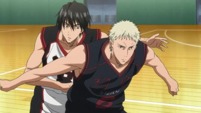 Kuroko's Basket - S1 - Ép 15