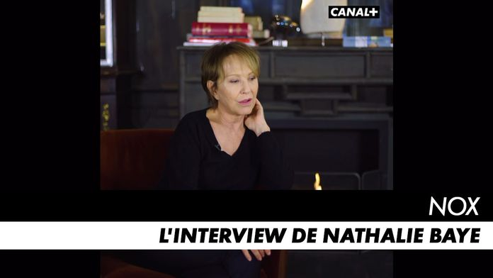 L'interview de Nathalie Baye