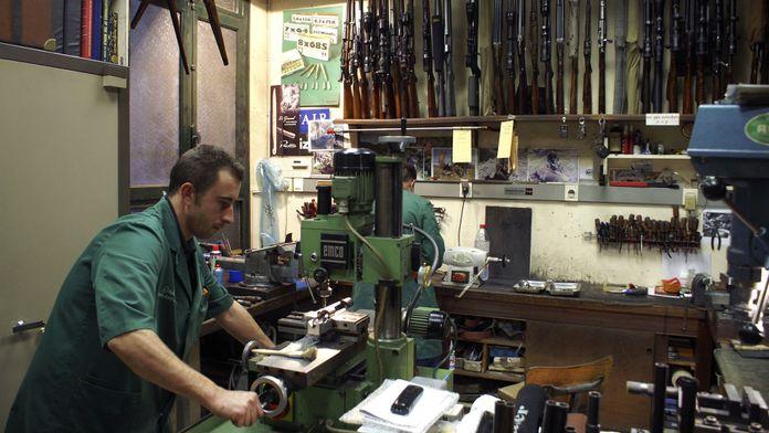 Un siècle de carabines de chasses