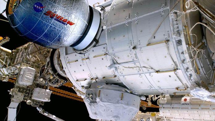 Vivre dans l'espace