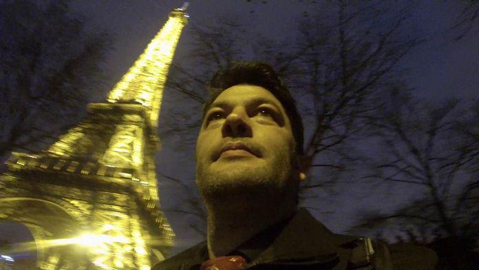 Les aventures de monsieur Gluzicki à Paris