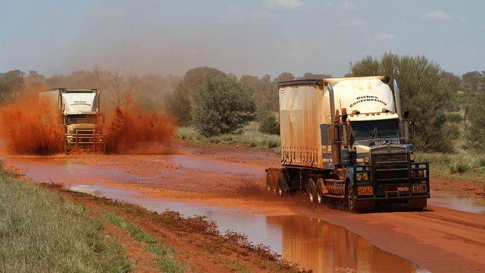 Routiers de l'Outback