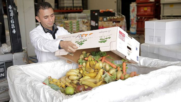 Global gâchis, le scandale mondial du gaspillage alimentaire
