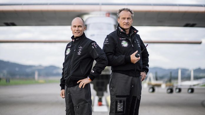 Solar Impulse, le vol perpétuel