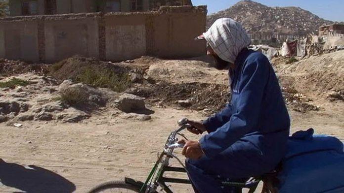 Les rues de Kaboul