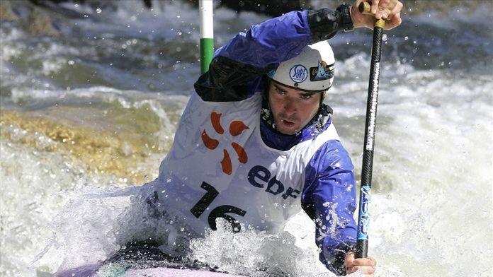 Eric Deguil en eaux vives