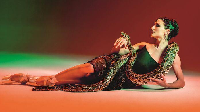 Making of «Mata Hari» chorégraphie de Ted Brandsen