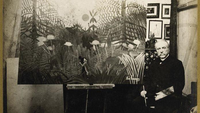 Le Douanier Rousseau ou l'éclosion moderne