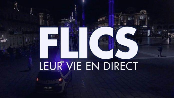 Flics : leur vie en direct