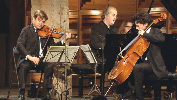 Quatuor Modigliani : Mozart, Chostakovitch et Schumann