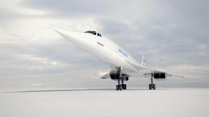 L'extraordinaire histoire du Concorde