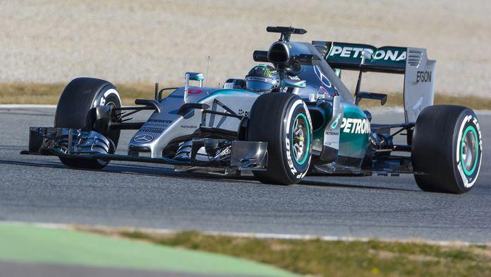 Rétro F1 2016