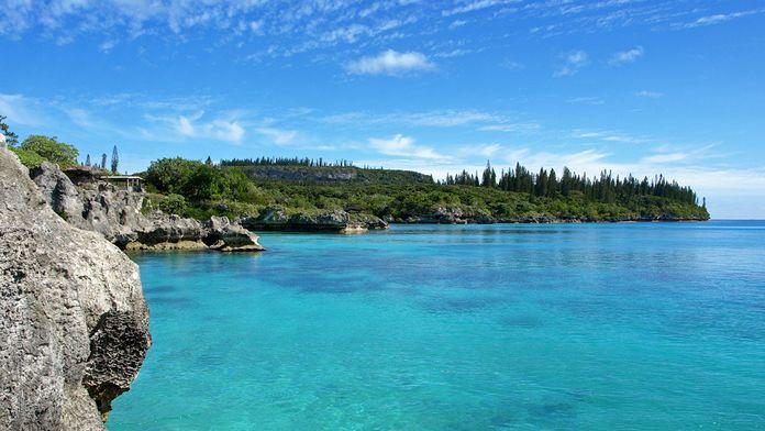 Nouvelle-Calédonie, infiniment bleu, infiniment grand