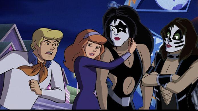 Scooby-Doo ! Rencontre avec Kiss