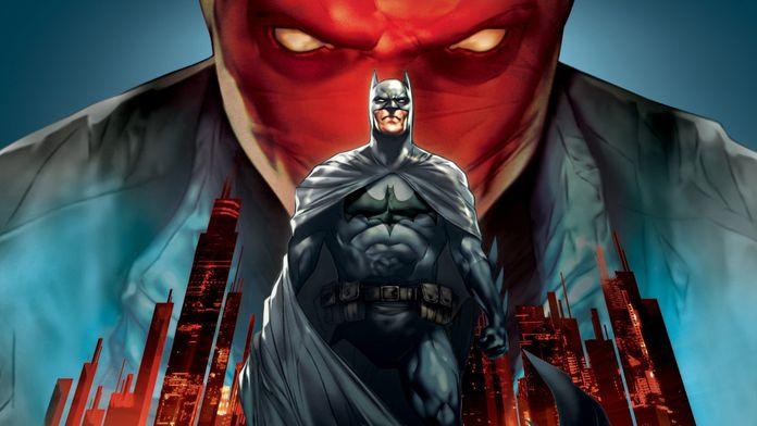 Batman sous le masque rouge