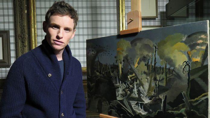 L'art de la guerre avec Eddie Redmayne