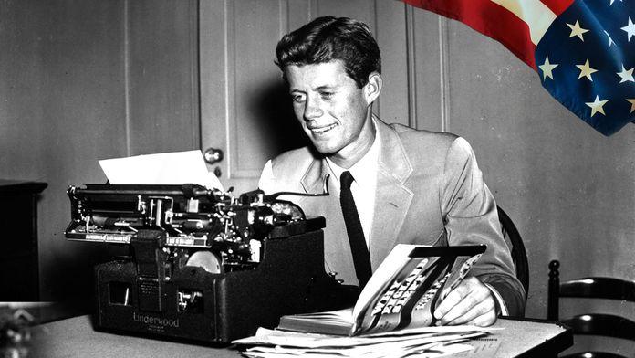 JFK, la naissance d'un président