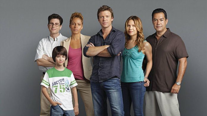 The Glades - S1