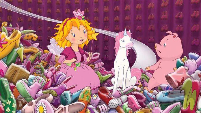 Princesse Lillifee et la petite licorne