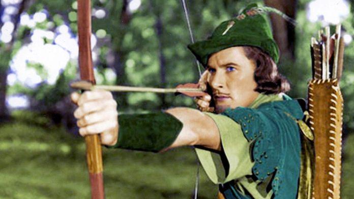 Robin Hood, en vert et contre tous