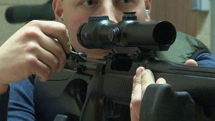 Paul Riglaire, viscéralement chasse