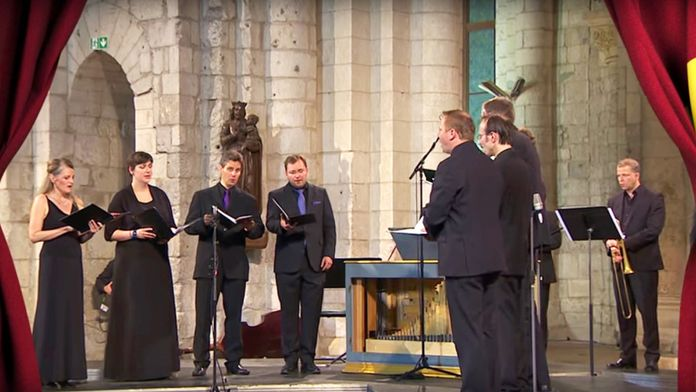Musique sacrée et profane de Buxtehude