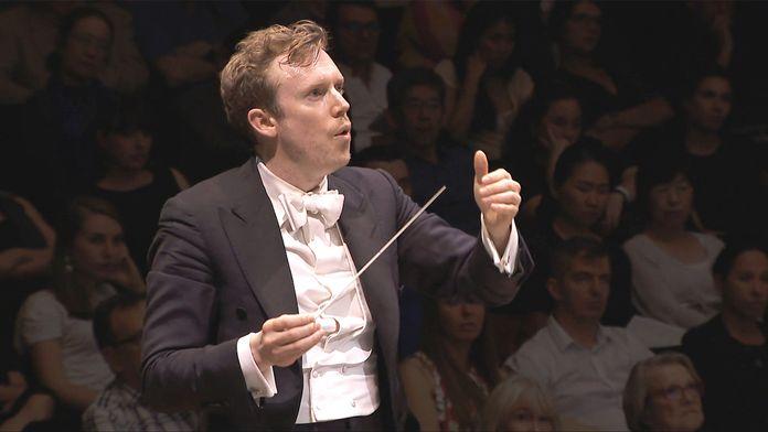Daniel Harding et l'Orchestre de Paris : Symphonie n°2 de Mahler