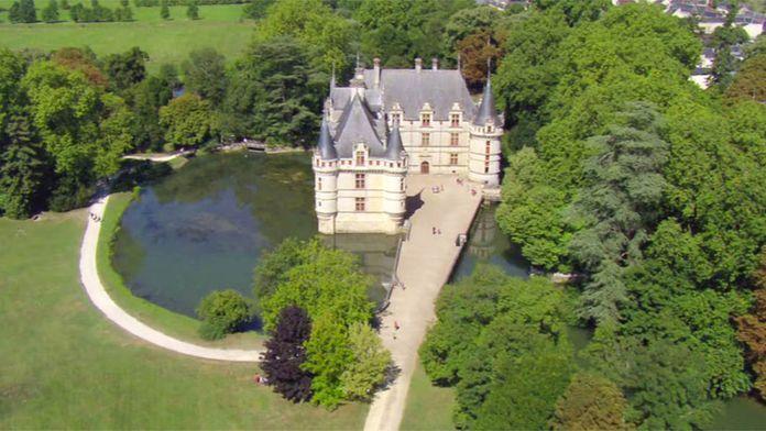 Sur les routes mythiques de France : Nicolas Vanier : les châteaux de la Loire