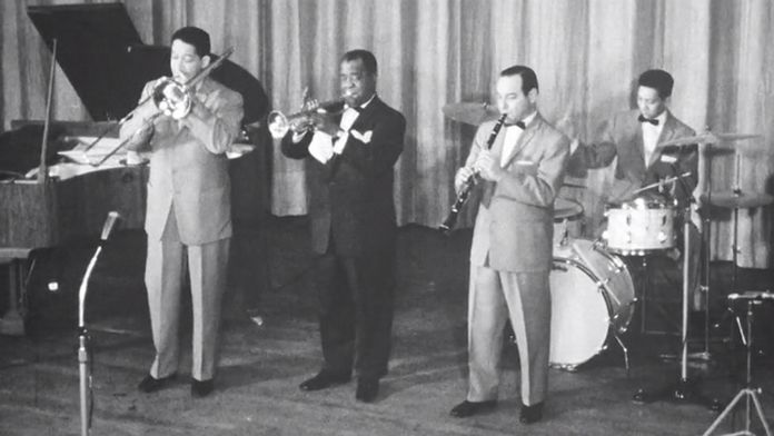 Louis «Satchmo» Armstrong and His All Stars