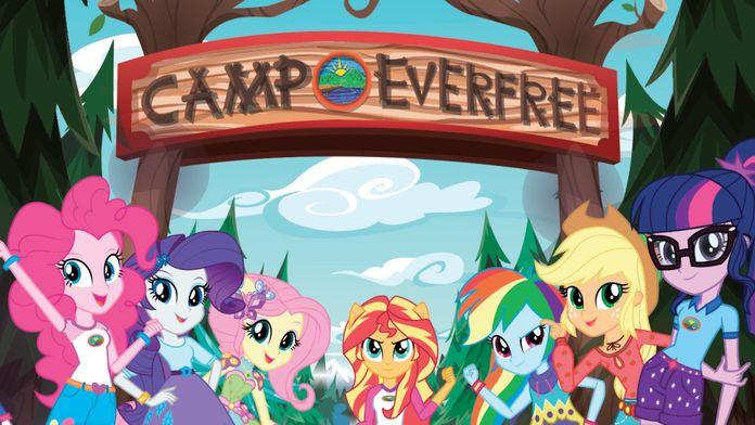 My Little Pony Equestria Girls : La légende d'Everfree