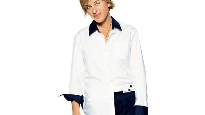 Ellen DeGeneres : Here and Now