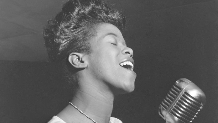 Sarah Vaughan Live in '58 & 64 : The Divine One
