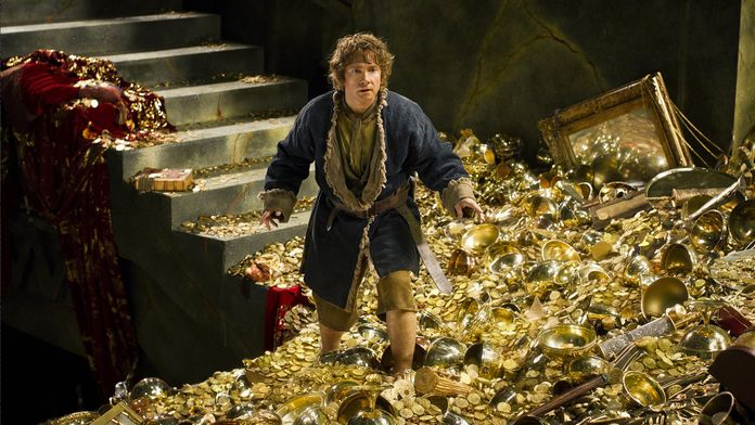 Le Hobbit : la désolation de Smaug