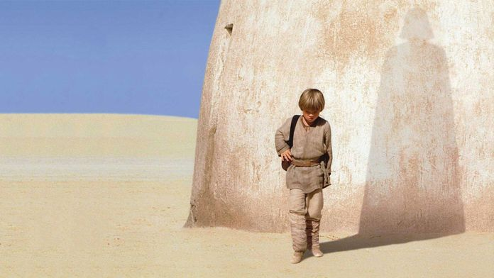 Star Wars Episode I : la menace fantôme