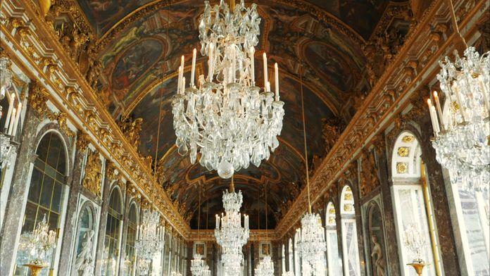 Versailles, construction d'un rêve impossible