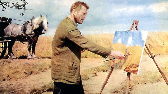 La vie passionnée de Vincent Van Gogh