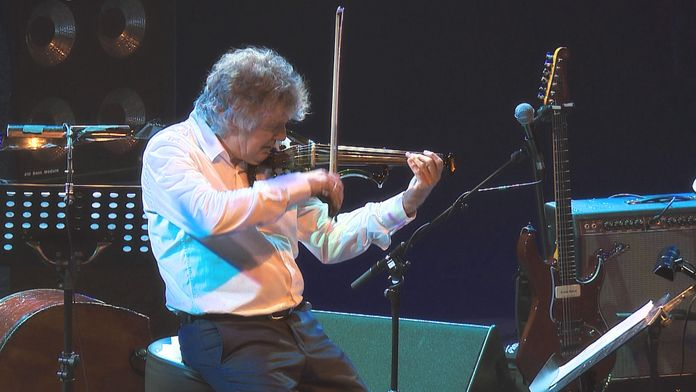 Jazz in Marciac 2017 : Didier Lockwood Quartet