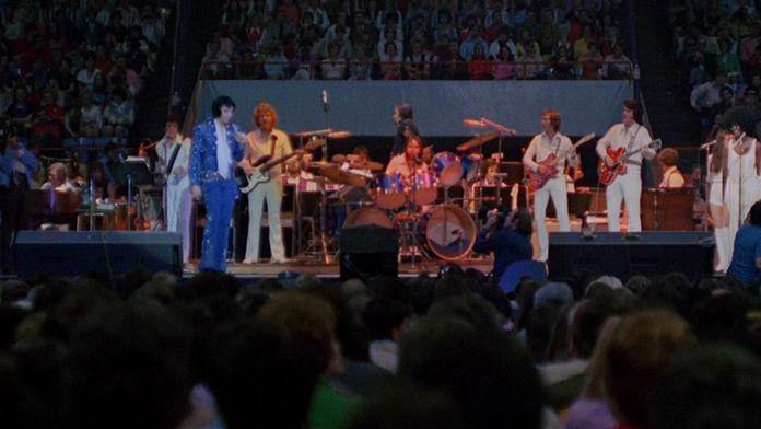La tournée d'Elvis