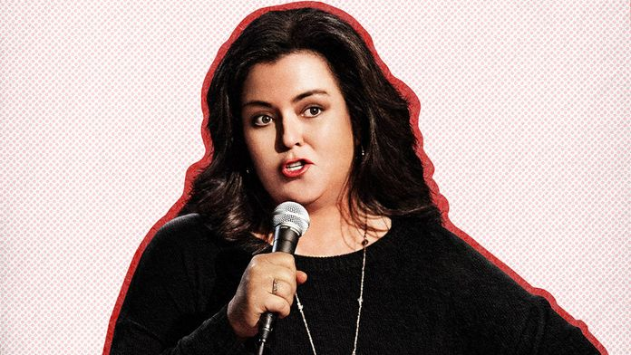 Rosie O'Donnell : A Heartfelt Standup