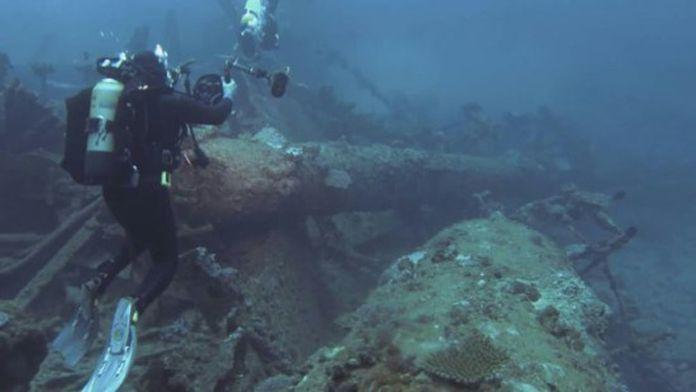 Epaves Nouvelle-Calédonie : Nouvelle-Calédonie, sur les traces du «John Higginson»