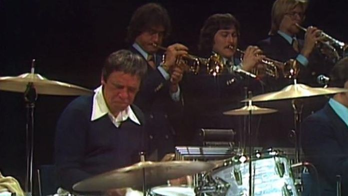 North Sea Jazz Archive : Buddy Rich in 1978