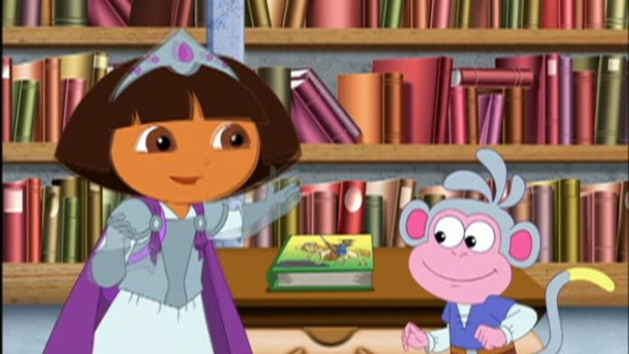 Dora l'exploratrice - Saison 6