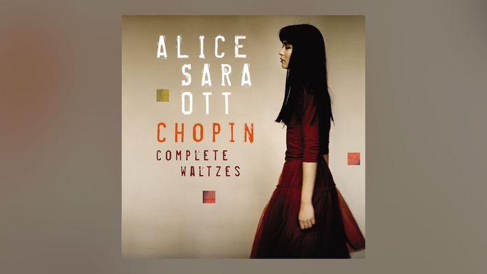 Alice Sara Ott - Chopin : Valses complètes
