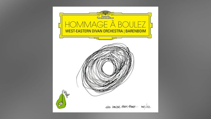 Boulez - Messagequisse