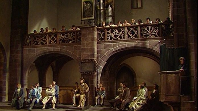 Wagner - Les Maîtres chanteurs de Nuremberg - Horst Stein